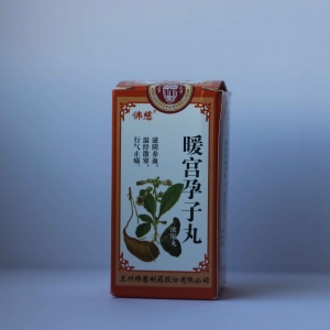 Фукэ чжунцзы вань FU KE ZHONG ZI WAN (Нуаньгун юньцзы вань NUAN GONG YUN ZI WAN)
