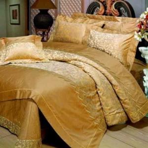 Функциональное постельное бельё  Fohow  двухспальный комплект, 5 предметов