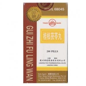 Гуйчжи фулин вань Guizhi fuling wan