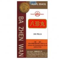 Ба чжэн вань  Bazhen wan  Nuke bazhen wan